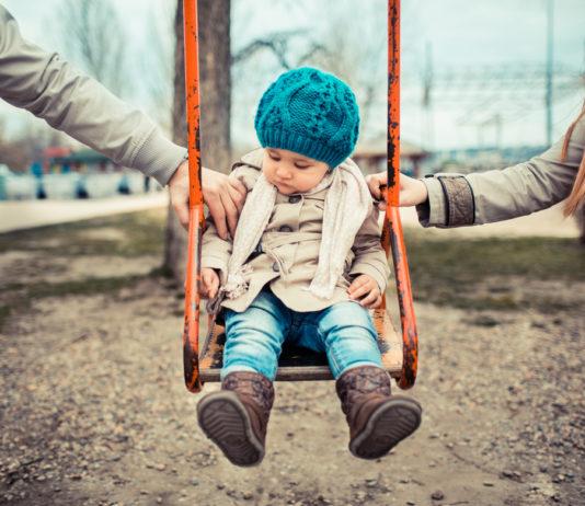 χωρισμός και παιδί